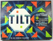 Tilt - Jeu de société - Editions Dujardin 1968
