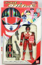 TimeRanger - Bandai - Shining Hero-1 Time Red