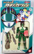 TimeRanger - Bandai Japan - Shining Hero-3 Time Green