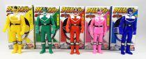Timeranger - Set de 5 Figurines articulées Bandai (2000)