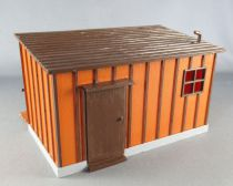 Timpo - Cow Boys - Wild West Building Bank (ref 264)