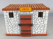 Timpo - Cow Boys - Wild West Building Jail (ref 262)