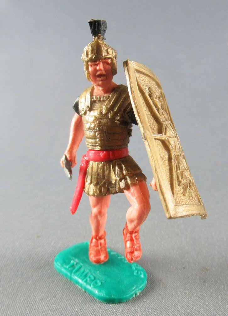 Timpo - Romain - Piéton Noir Combattant glaive