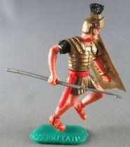 Timpo - Romain - Piéton Noir Combattant pilum 1