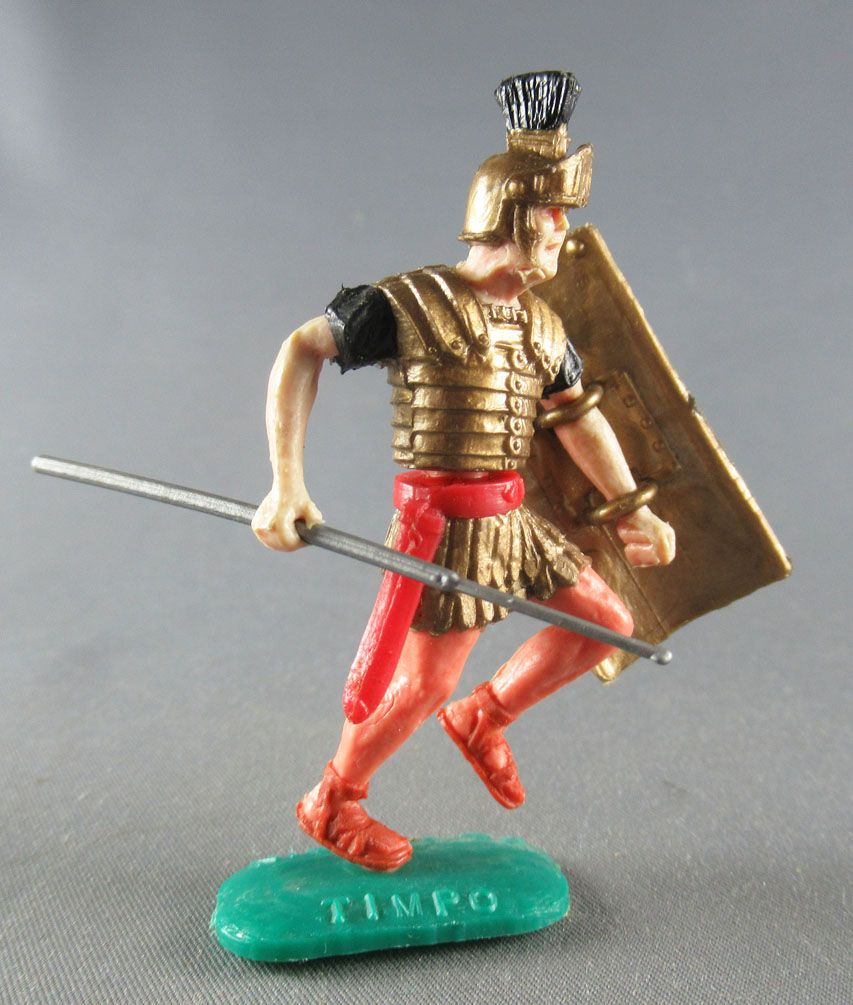 Timpo - Roman - Footed (black) Fighting pilum 3