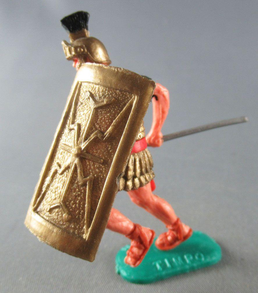 Timpo - Roman - Footed (black) Fighting pilum
