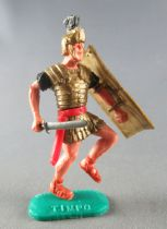 Timpo - Roman - Footed (black) Fighting with sword