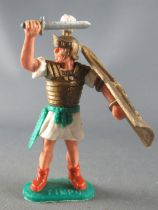 Timpo - Roman - Footed (white) Fighting with sword 3
