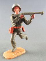 Timpo - WW2 - Américains - 1ère série - Tireur fusil épaule jambes courantes