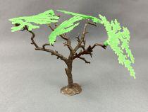 Timpo Accessoires arbre 5 feuillages vert et une branche amovible