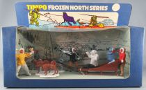 Timpo Eskimos Boite Traîneau & 5 Figurines (réf 301)