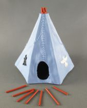 Timpo Indians Accessory Tipee (Blue) (ref 1005) 1