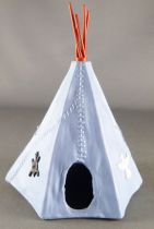 Timpo Indians Accessory Tipee (Blue) (ref 1005)