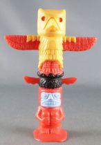 Timpo Indiens 2ème série Accessoire Totem (réf 1002)