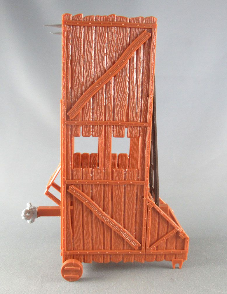 Timpo Middle-Age Accessories Medieval Siege Tower Mint in Box (ref   )