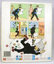 Tintin - Album Collecteur de Vignettes Panini 1989