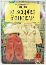 Tintin - CGI Lombard - Outfit \'\'King Ottokar\'s Sceptre\'\' (Mint on Card)