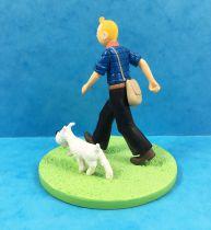 Tintin - Coffret Scène Moulinsart - Tintin Cow-boy