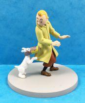 Tintin - Coffret Scène Moulinsart - Tintin et la Boîte de Crabe