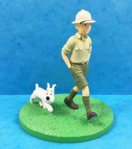 Tintin - Coffret Scène Moulinsart - Tintin Explorateur