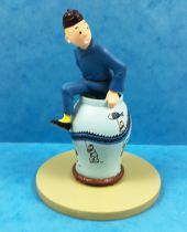Tintin - Coffret Scène Moulinsart - Tintin Extrême Orient