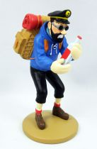 Tintin - Collection Officielle des Figurines Moulinsart - N°034 Haddock alpiniste