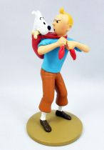Tintin - Collection Officielle des Figurines Moulinsart - N°039 Tintin ramène Milou