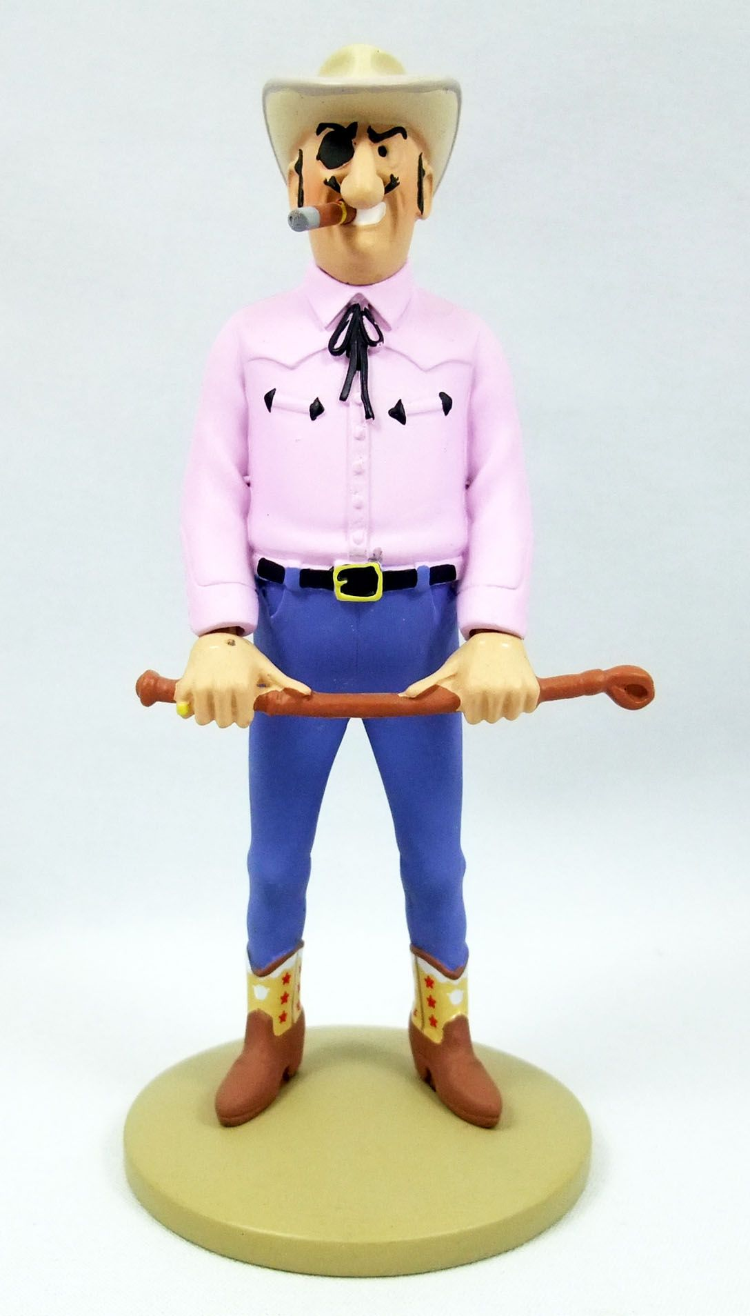 Tintin - Collection Officielle des Figurines Moulinsart - N°045 Rastapopoulos