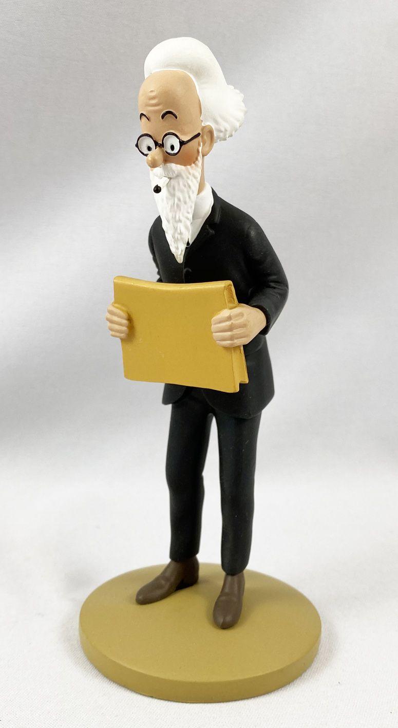 Tintin - Collection Officielle des Figurines Moulinsart - N°087 Nestor Halambique le Sigillographe
