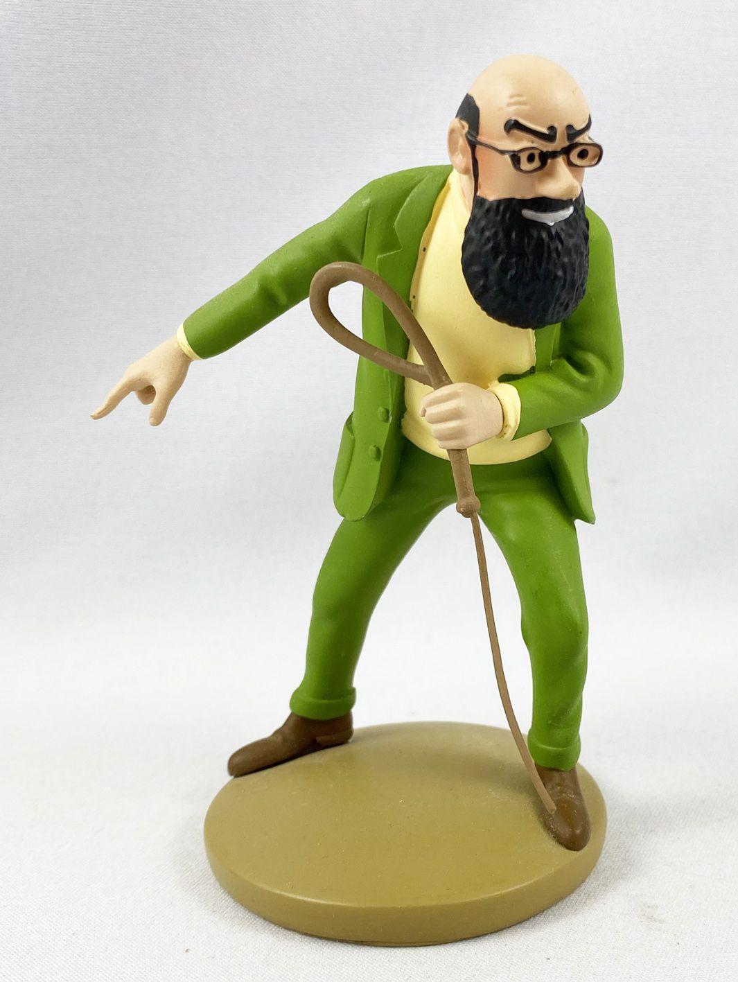 Tintin - Collection Officielle des Figurines Moulinsart - N°103 Wronzoff, le complice du Docteur Müller