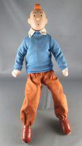 """Tintin - Doll Gund - Tintin Fabrics & Plastic 40cm 16\"""")"""