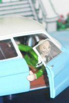 Tintin - Editions Atlas - N° 14 Mint in box Citroen Ami 6 from The Castafiore emerald