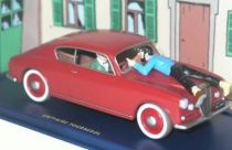 Tintin - Editions Atlas - N° 26 Mint in box Lancia from The Calcilus Affair