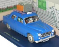 Tintin - Editions Atlas - N° 35 Mint in box Taxi 403 Moulinsart from The Castafiore emerald