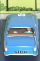 Tintin - Editions Atlas - N° 45 Mint in box Blue taxi from The black island