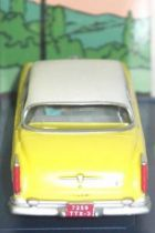 Tintin - Editions Atlas - N° 47 Mint in box Yellow Chrysler from The Calculus affair