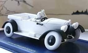 Tintin - Editions Atlas - N° 50 Mint in box Torpedo Mercedes from Tintin in the land of the soviets