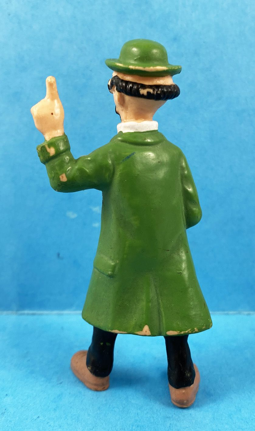 Tintin - Figurine pvc Bully (1990) - Tournesol