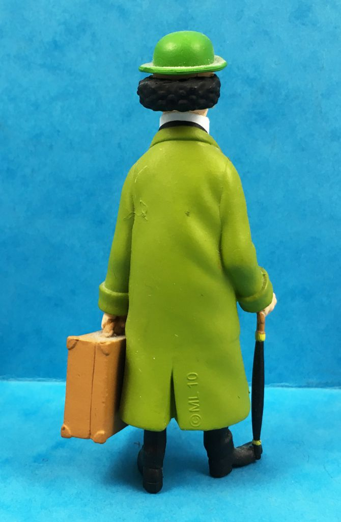 Tintin - Figurine PVC Moulinsart - Professeur Tournesol