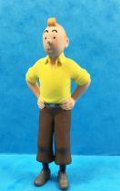 Tintin - Figurine PVC Moulinsart - Tintin bras sur les anches