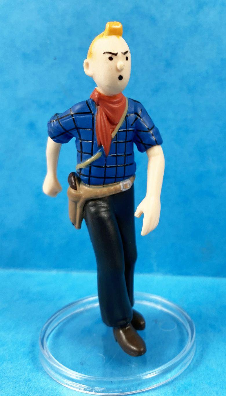Tintin - Figurine PVC Moulinsart - Tintin en Amérique