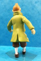 Tintin - Figurine PVC Moulinsart - Tintin en trench coat