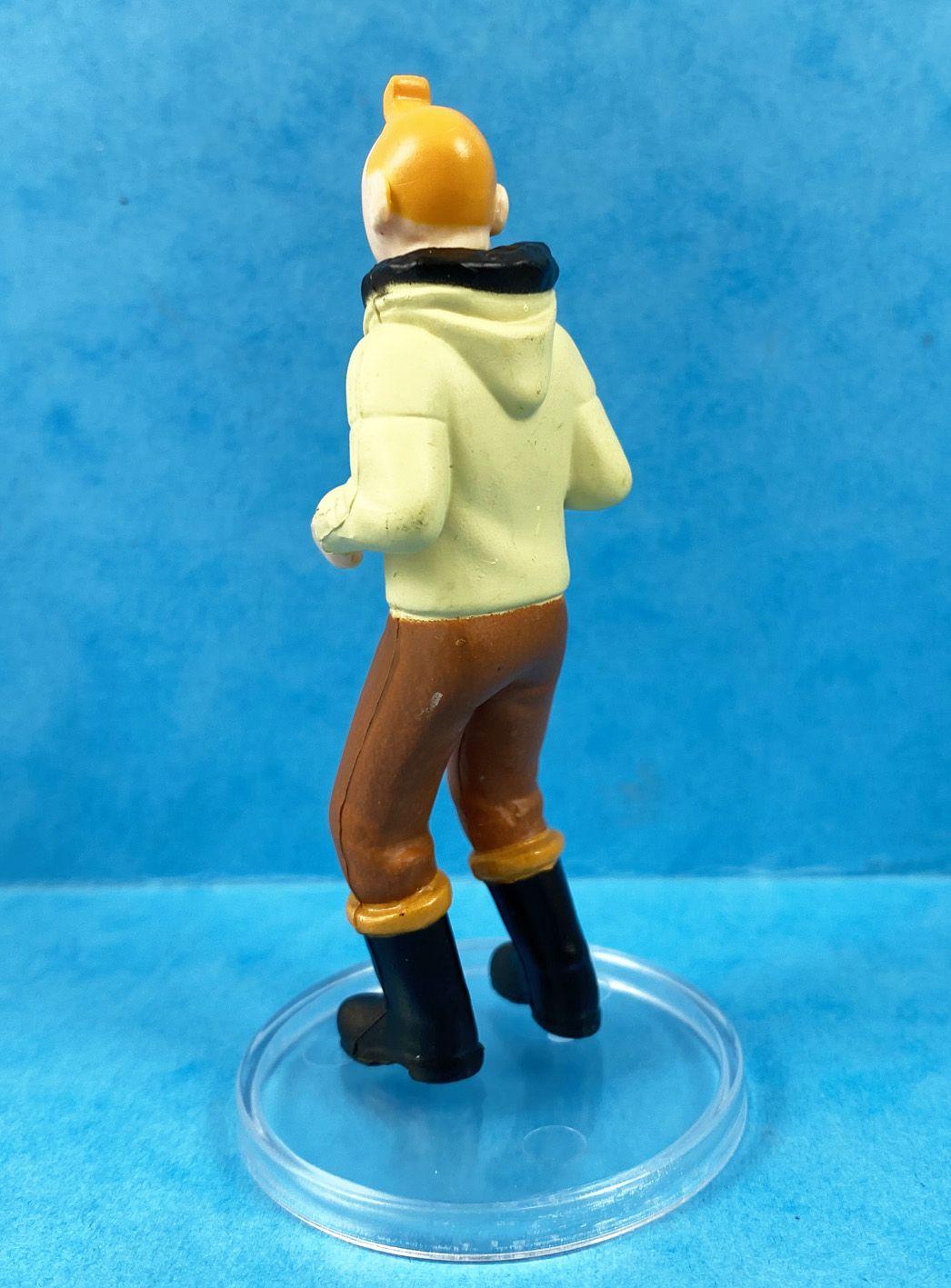 Tintin - Figurine PVC Moulinsart - Tintin et l\'Etoile Mystérieuse