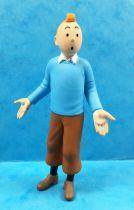 Tintin - Figurine PVC Moulinsart - Tintin étonné