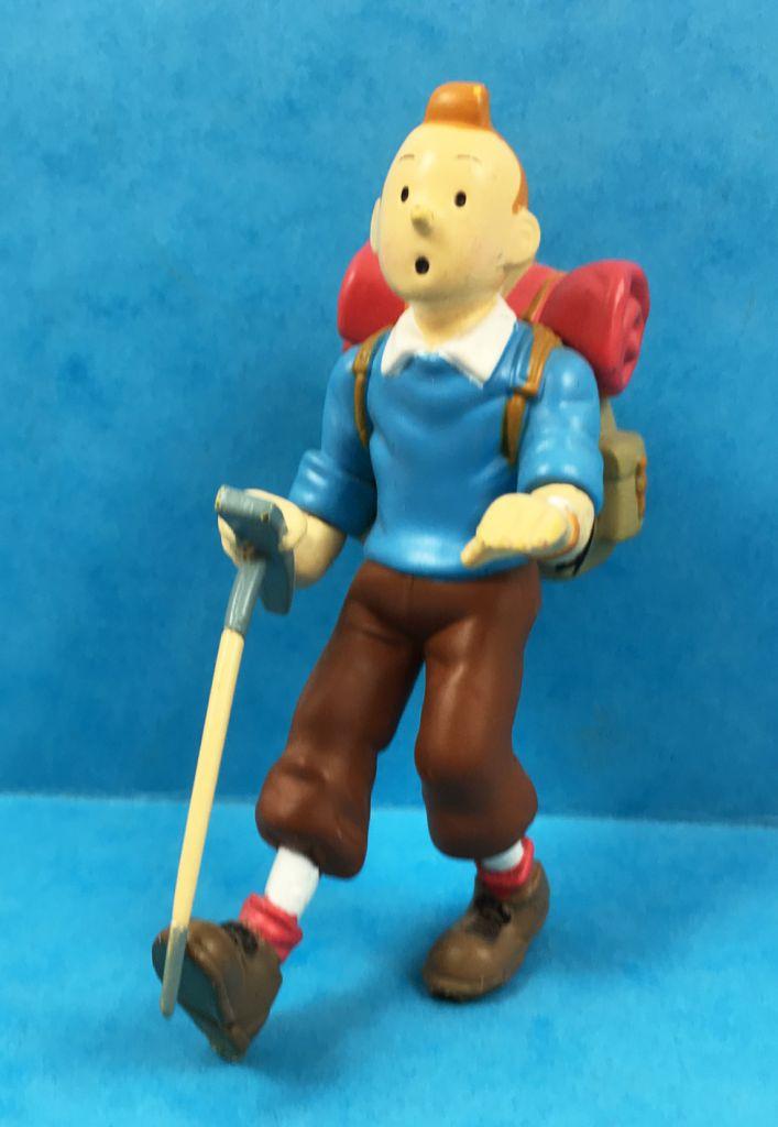 Tintin - Figurine PVC Moulinsart - Tintin montagnard