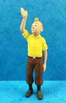 Tintin - Figurine PVC Moulinsart - Tintin salutant
