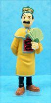 Tintin - Figurine pvc Plastoy - Dupond en déguisement chinois