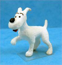 Tintin - Figurine pvc Plastoy - Milou
