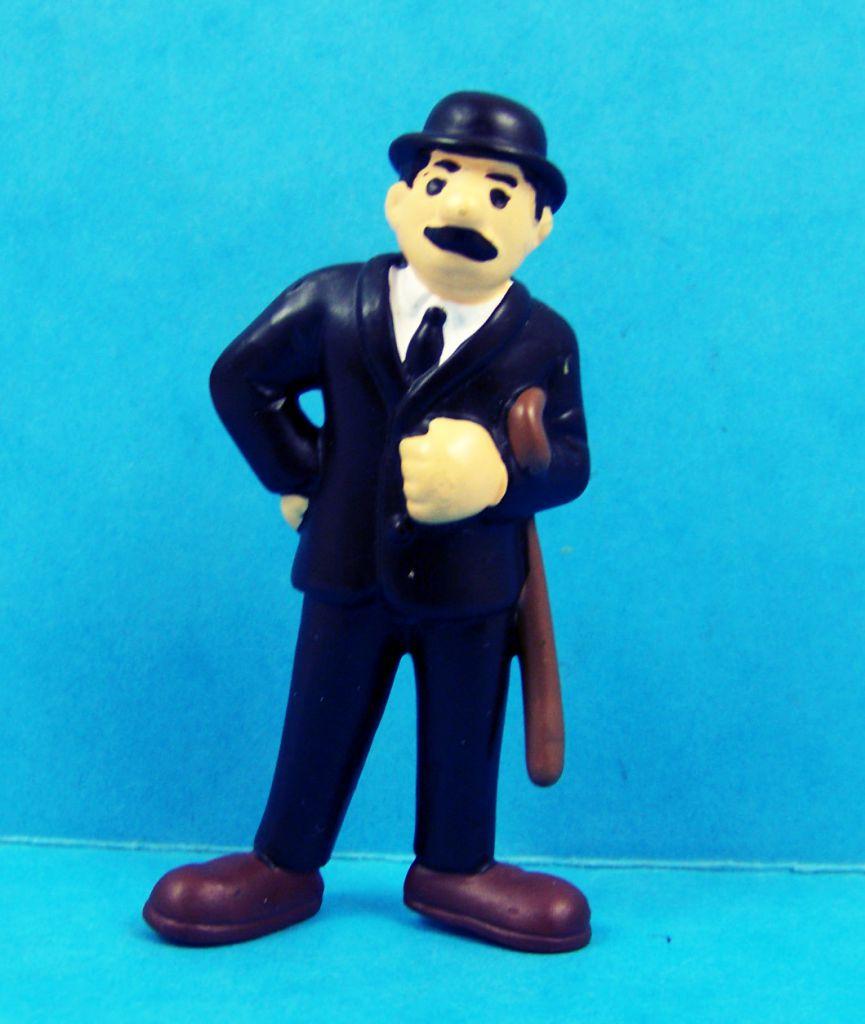 Tintin - Figurine PVC Schleich 1985 - Dupond