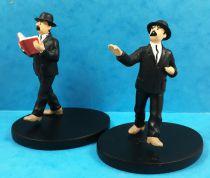 Tintin - Figurine Résine Moulinsart - Les Dupond(t)